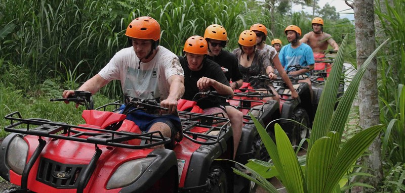 3 Outdoor Adventure Acitivities Must Done in Bali 5