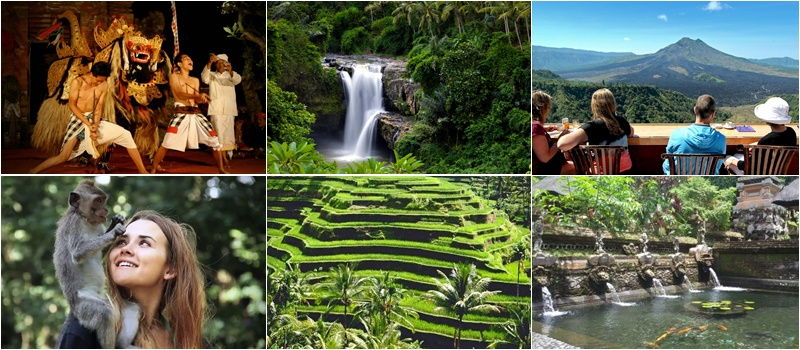Kintamani Ubud Tour 1