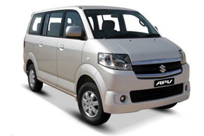 Bali Charter Service with Standard Vehicle - Suzuki APV 1