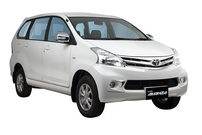 Bali Charter Service with Standard Vehicle - Toyota Avanza 1