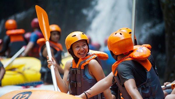 White Water Rafting Bali - Ayung River 3