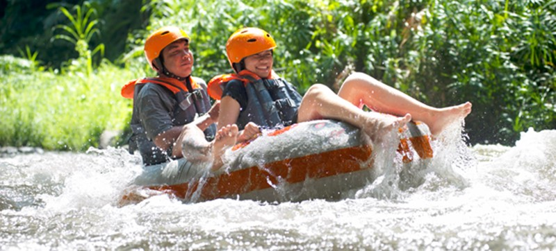 Lets Join Bali River Tubing with Experience English Driver Bali Cab 3