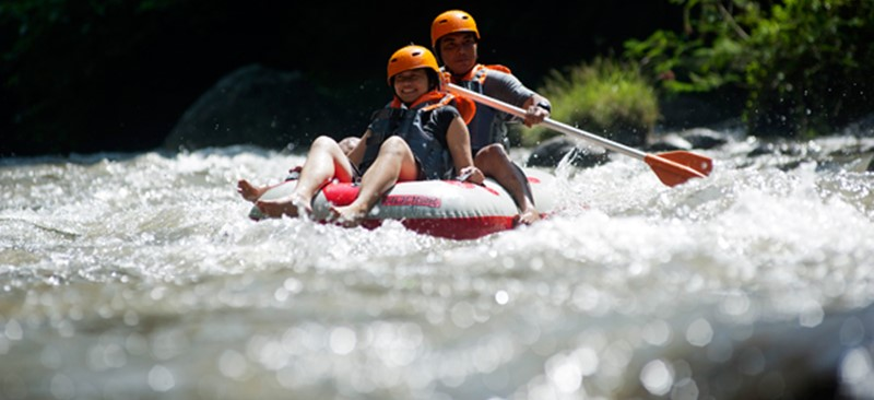 Lets Join Bali River Tubing with Experience English Driver Bali Cab 1