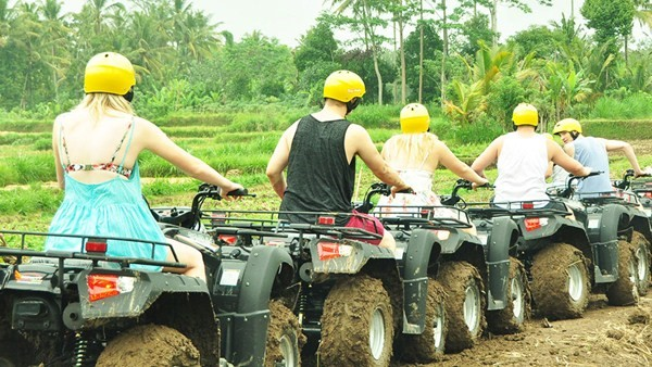 Bali ATV Ride Adventure at Bongkasa 6