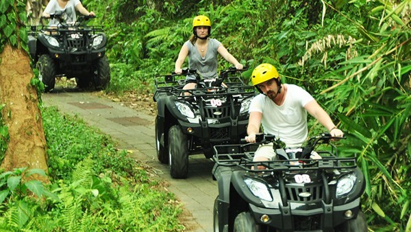 Bali ATV Ride Adventure at Bongkasa 4