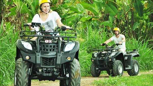 Bali ATV Ride Adventure at Bongkasa 5