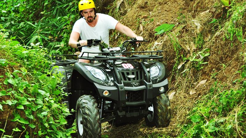 Bali ATV Ride Adventure at Bongkasa 8