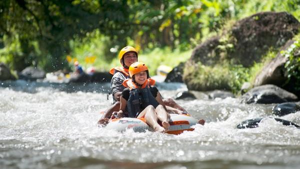 Bali Tubing Adventure - Ayung River 3