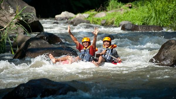 Bali Tubing Adventure - Ayung River 4