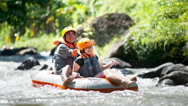Bali Tubing Adventure - Ayung River 5