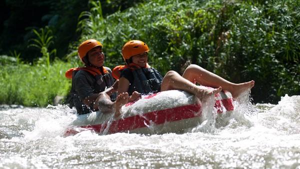Bali Tubing Adventure - Ayung River 7