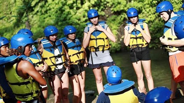 Bali Tubing Adventure - Pakerisan River 4