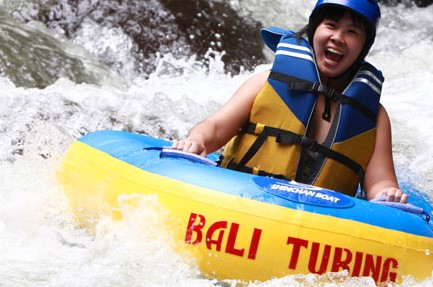 Bali Tubing Adventure - Pakerisan River 6