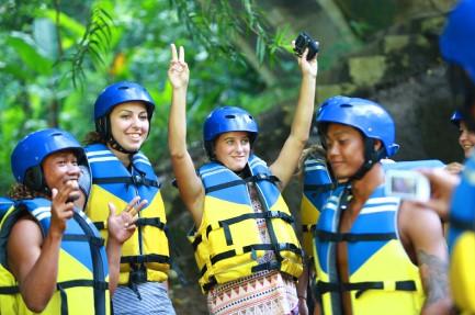 Bali Tubing Adventure - Pakerisan River 5