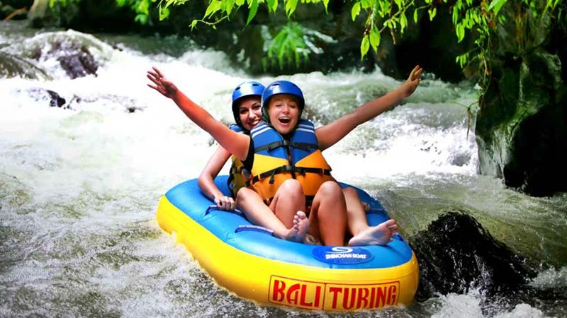 Bali Tubing Adventure - Pakerisan River 6