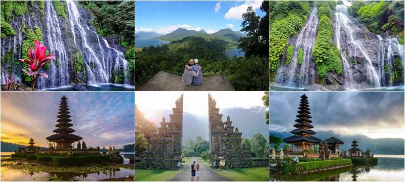 Stunning Banyumala Twin Waterfall Tour 3
