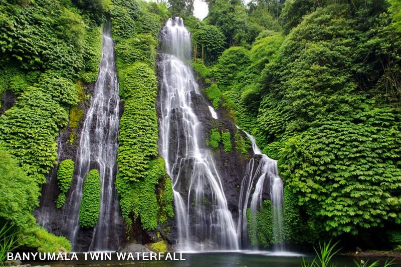 Stunning Banyumala Twin Waterfall Tour 2