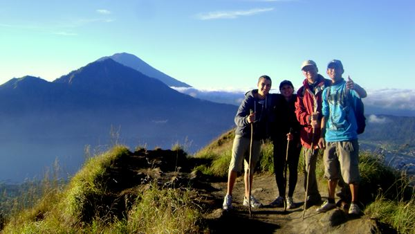 Mount Batur Hiking 3