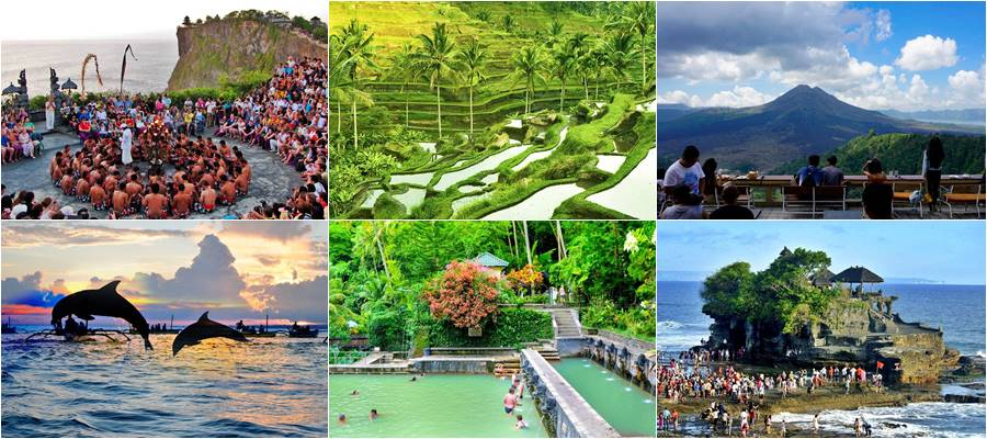 BCD-202: 4 Days 3 Nights Bali Tour Package 11