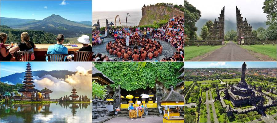 Remarkable 7 Days Bali Land Tour Package 3
