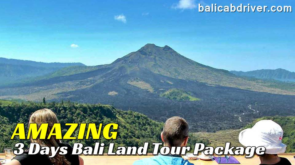 Best Bali Land Tour Packages 2