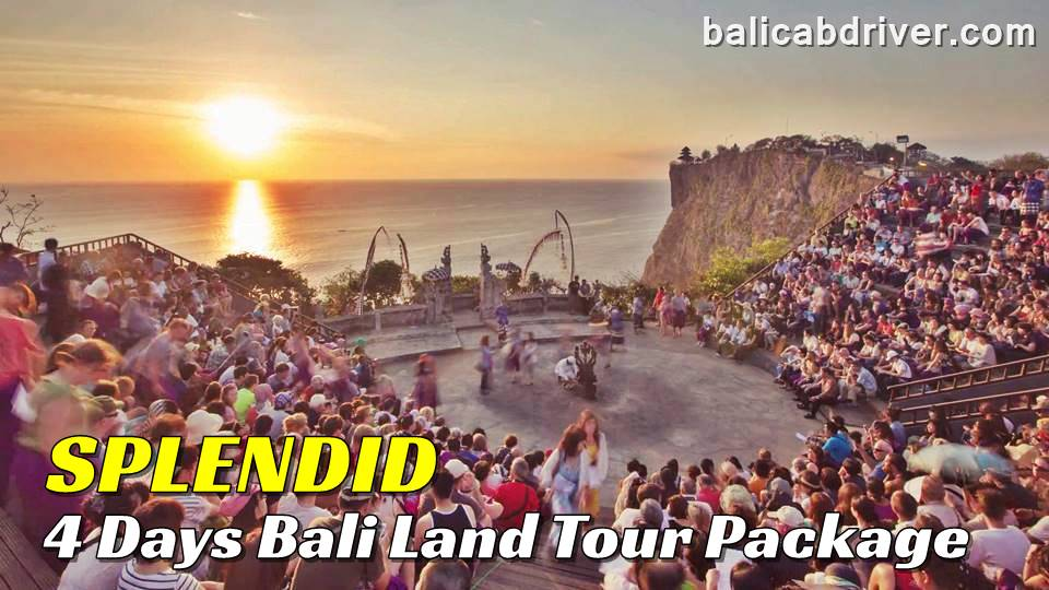 Splendid 4 Days Bali Land Tour Package 19