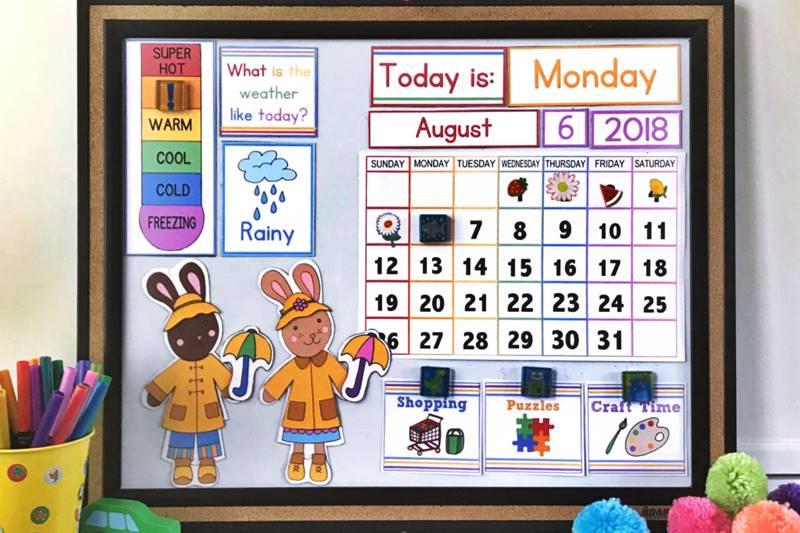 Bali Holiday Tips: Crafting Holiday Calendars 4