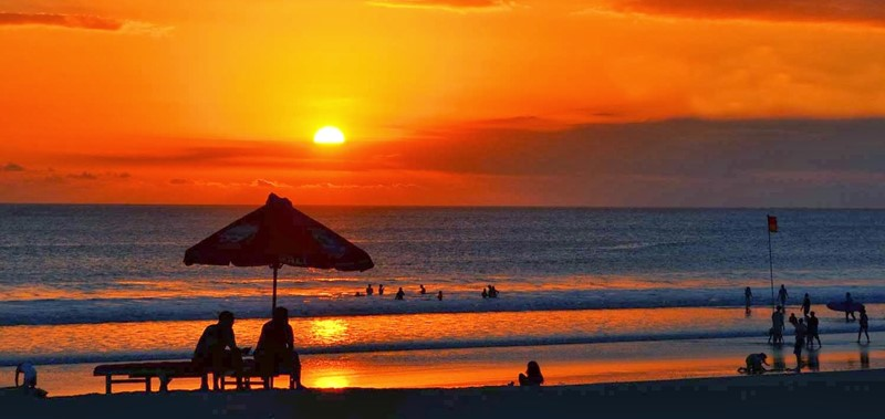 Spend One Day at Kuta Beach with Bali Local Driver 3