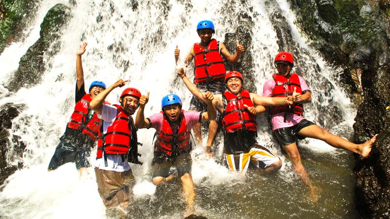 Telaga Waja Rafting, Leisure Rafting Activity for the Whole Family 3