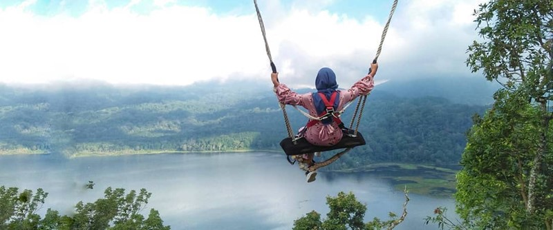 A Day Tour Combination to Bali Swing Accompanied by Our English Bali Driver-Guide. 16