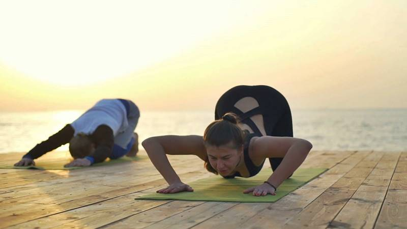 Keep On Self Exploring with Yoga Routine 3