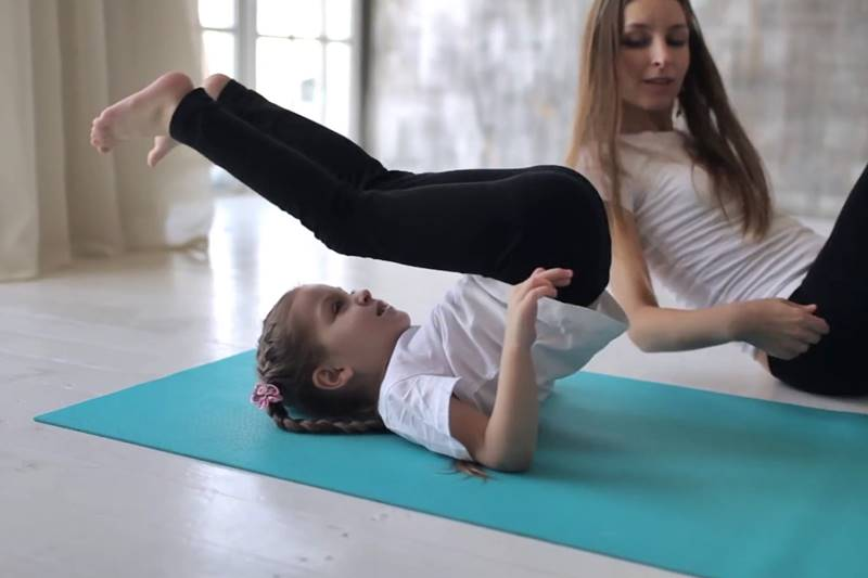 Bali Yoga Retreat: What is Yoga for Kids 3